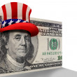 Benjamin Franklin — Stock Photo #12108213