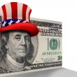 Benjamin Franklin - Stock Photo