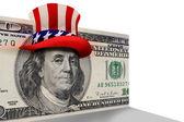 Benjamin Franklin — Stock Photo