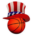 USA Basketball. — Stock Photo