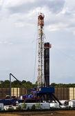 Olej z teksasu. — Zdjęcie stockowe