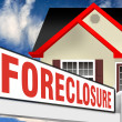 Bank Owned Foreclosure. — Stock Photo #12690551