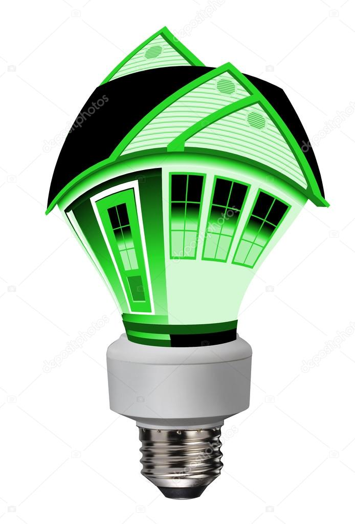 Green energy for your home. — Stock Photo #12690566