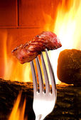 Steak. — Stock Photo