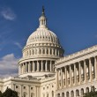 Stock Photo: U.S. Capital Building.
