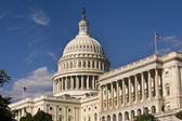 U.S. Capital Building. — Stock Photo
