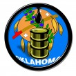 Oklahoma Oil. — Stock Photo