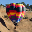 Hot Air Balloon . — Stock Photo