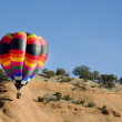 Hot Air Balloon . — Stock Photo #16277573