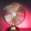Old Style Fan. — Stock Photo #18129327
