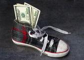 Kid Cost. — Stock Photo