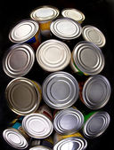 Canned Food. — Foto Stock