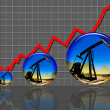 High Oil Prices. — Stock Photo #33544457