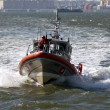 Stock Photo: Coast Guard Boat.