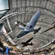 Smithsonian Air and Space Museum. — Stock Photo