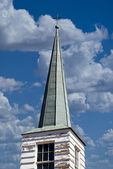 Church Steeple — Stock Photo