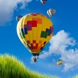Постер, плакат: Hot Air Balloons