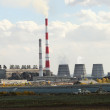 Thermal power plant — Stock Photo #13525724