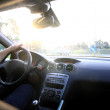 Travel by car — Stock Photo