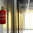 Fire extinguisher — Stock Photo #2052643