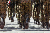 польская армия — Стоковое фото