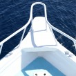 Boat bow - detail — Stock Photo #2699385