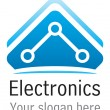 Stock Vector: Eletronics icon