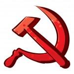 Постер, плакат: Communism symbol