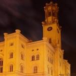 Townhall in Zittau — Stock Photo #34372829