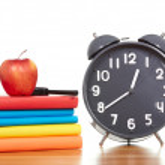 Clock, time concept — Stock Photo