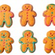 Gingerbread Cookies — Stock Photo #20381221