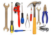 Tools set — Stock Photo