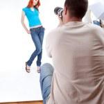 Young woman posing — Stock Photo #3932321
