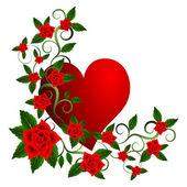 Beautiful Valentine's Day illustration — Stock Photo