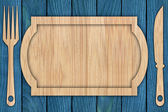 Background made of wooden planks — Stock Photo