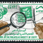 Postmark — Stock Photo #12133691