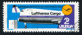Lufthansa Cargo Container Service Inauguration — Stock Photo