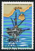 Isla de tasos — Foto de Stock
