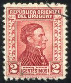 Jose Gervasio Artigas — Foto Stock