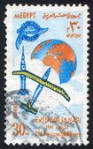 ロケット クラブの紋章 — ストック写真