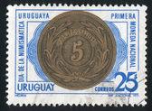 Moneda — Foto de Stock
