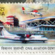 Aviation centenary — Stock Photo