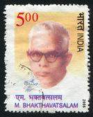 Bhakthavatsalam — Stock Photo
