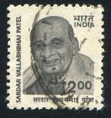 Vallabhbhai Patel — Stock Photo