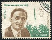 Vikram sarabhai ambalal, — Foto Stock