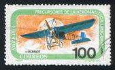 Bleirot Monoplane — Foto de Stock