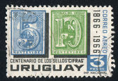 Timbres numéral — Photo