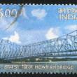 Stock Photo: Howrah Bridge