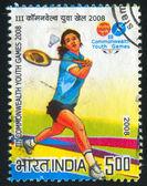 Badminton — Foto Stock