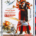 Постер, плакат: Poster James Bond